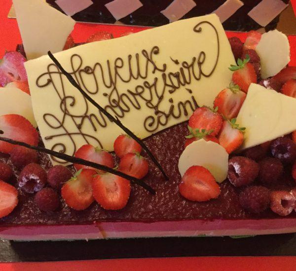 Mousse fraîcheur A table l'atelier gourmand